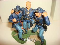 1/32nd scale Britians American Civil War 3 Sets Union soldiers
