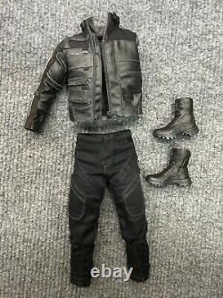 1/6 Hot Toys MMS351 Captain America Civil War Winter Soldier Bucky Suit Figure
