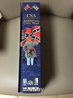 1/6 IGNITE CSA American Civil War Soldier 12 action figure