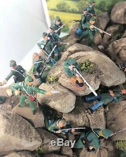 28-RARE USA Berdans Sharpshooters Civil War Pro Hand Painted Figures 1/32-54mm