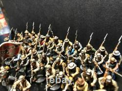 28 mm PERRY MINIATURES CONFEDERATE INFANTRY AMERICAN CIVIL WAR