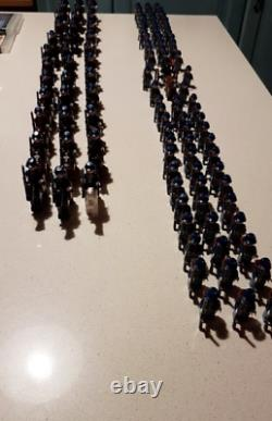 50Pcs American Civil War Army Union North South Soldiers Figures toys