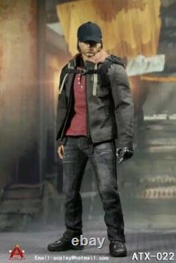 ACPLAY 1/6 Scale Winter Soldier Bucky Barnes Captain America Civil War Figure
