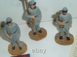 AMERICAN CIVIL WAR #17572 BAND OF THE 25th NORTH CAROLINA SET 1 TOY SOLDIER