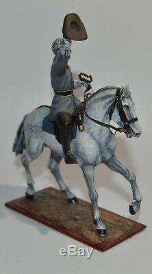 AeroArt American Civil War #0125 General Robert E. Lee on Travler
