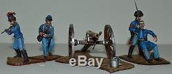 AeroArt American Civil War Union Union Artillery Battery #3195-3198
