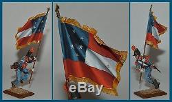 AeroArt St. Petersburg Collection Civil War Flagbearer #3853