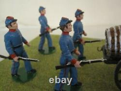Alymer Civil War Confederate Water Cart 1862 AB-127 Toy Soldiers 54mm