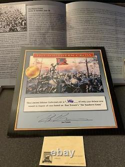 American Civil War Conte Collectibles DT59003 The Southern Cross