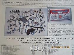 American Civil War Giant Battle of the Blue & Gray Playset NEW