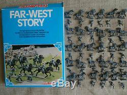Atlantic 1/72 1559 CIVIL War Confederate Army Far-west Story Box Libro