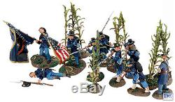 B31152 W. Britain Miller's Cornfield Ltd. Ed. 500 American Civil War
