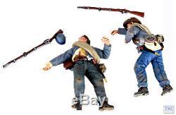 B31241 W. Britain Company Losses 2 Piece Set American Civil War