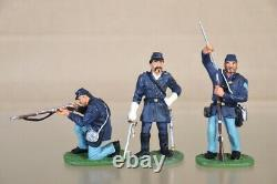 BRITAINS 17245 AMERICAN CIVIL WAR CONFEDERATE HOLD at ALL COSTS MINT BOXED nv