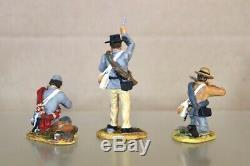 BRITAINS 17430 AMERICAN CIVIL WAR CONFEDERATE 55th NORTH CAROLINA SHARPSHOOTERS