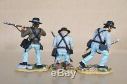 BRITAINS 17436 AMERICAN CIVIL WAR 20th MAINE & 15th ALABAMA SET 2 nv
