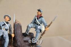 BRITAINS 17575 AMERICAN CIVIL WAR CONFEDERATE DESPERATE VALOUR SET 1 BOXED nv