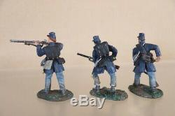 BRITAINS 17663 AMERICAN CIVIL WAR VALLEY CAMPAIGN UNION VOLUNTEER INFANRTY nu