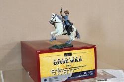 BRITAINS 31015 AMERICAN CIVIL WAR CONFEDERATE COLONEL JOHN SINGLETON MOSBY nv