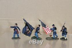 BRITAINS 31152 AMERICAN CIVIL WAR UNION MILLERS CORNFIELD 6th WISCONSIN ANTIETAM
