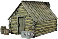 BRITAINS 51040 American Civil War Winter Hut No. 2