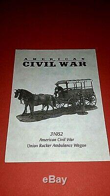BRITAINS ACW 31052 Série Limitée BRITAIN'S METAL SOLDAT AMERICAN CIVIL WAR