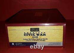 BRITAINS ACW 31053 Série Limitée BRITAIN'S METAL SOLDAT AMERICAN CIVIL WAR