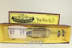 BRITAINS American Civil War Confederate Supply Wagon & Crew #8870 MIB