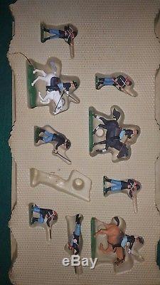BRITAINS ltd Hand Painted Federal civil war swoppets. Box set