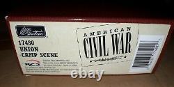 BRITAIN Civil War 17480 Union Camp Scene new in box