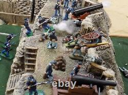 Barszo Civil war fort Super battle 1/32nd
