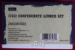 Britain Civil War Confederate Limber Set cat. 17432 NIB & OOP