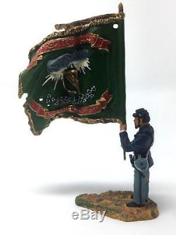 Britains 17426 American Civil War FIGHT'N IRISH Limited Edition Set MINT
