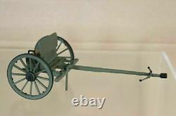 Britains 17431 American Civil War Union Artillery Gun Cannon Limber Set 54mm New