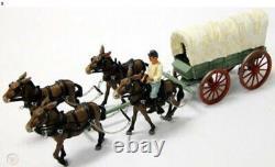 Britains 17571 American Civil War Federal Ordnance Wagon 54mm New Sealed