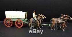 Britains 17571 Civil War Federal Ordnance wagon