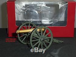Britains 31066 12lb Napoleonic American CIVIL War Toy Soldier Figure Cannon Gun