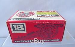 Britains 9726 American CIVIL War Field Gun Complete With Shells Boxed