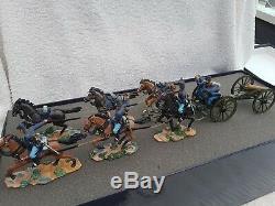 Britains ACW American Civil War 17379 Six Horse Six Men Artillery Box Set