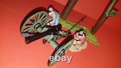 Britains Acw 17393 Britain's Metal Soldat American CIVIL War
