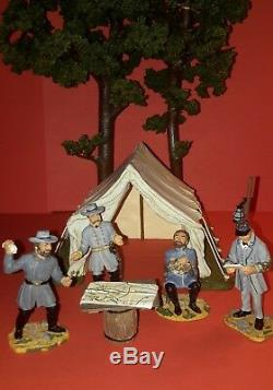 Britains Acw 17464 Britain's Metal Soldat American CIVIL War