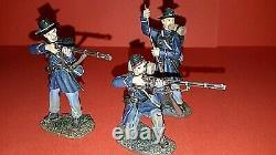 Britains Acw 17743 Britain's Metal Soldat American CIVIL War
