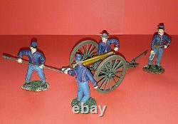 Britains Acw 31056 Britain's Metal Soldat American CIVIL War