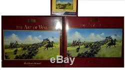 Britains Acw Serie Limitee 3 Set Boite 31051/31073/ 31074 Britain's CIVIL War