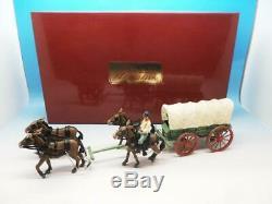 Britains American CIVIL War Federal Ordnance Wagon 1863 17571 54mm