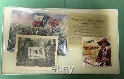Britains American Civil War Lone Star Set 17016 + Add-on Set 17104