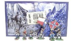 Britains American Civil War Lone Star U. S. Military Figures & Flags 17016 1of2