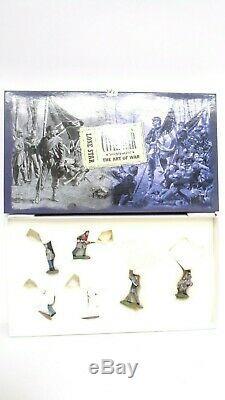 Britains American Civil War Lone Star U. S. Military Figures & Flags 17016 2of2