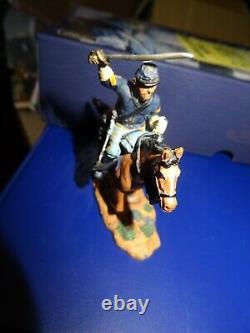Britains American Civil War Range Union Bugler & Sergeant Boxed Set 17399