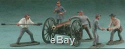 Britains American Civil War Series- 17239 Confederate Artillery Set